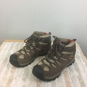 Coleman Excursion Series Hard Toe Hiking Boots